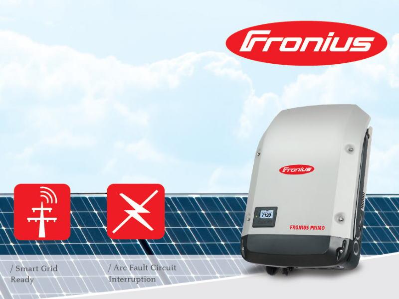 Fronius Primo inverter image